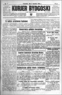 Kurjer Bydgoski 1934.01.11 R.13 nr 7