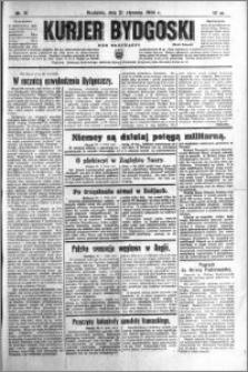 Kurjer Bydgoski 1934.01.21 R.13 nr 16