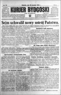 Kurjer Bydgoski 1934.01.28 R.13 nr 22
