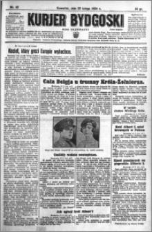 Kurjer Bydgoski 1934.02.22 R.13 nr 42