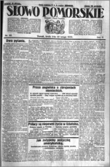 Słowo Pomorskie 1925.02.25 R.5 nr 46
