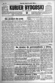 Kurjer Bydgoski 1934.03.29 R.13 nr 72