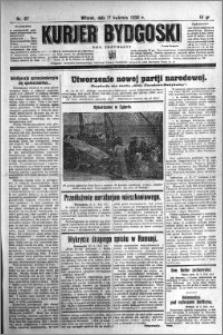 Kurjer Bydgoski 1934.04.17 R.13 nr 87
