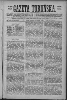 Gazeta Toruńska 1872, R. 6 nr 179