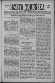 Gazeta Toruńska 1872, R. 6 nr 198