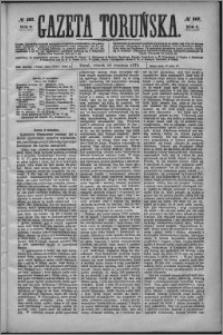 Gazeta Toruńska 1872, R. 6 nr 207