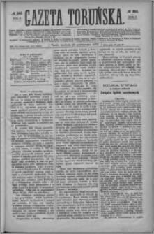 Gazeta Toruńska 1872, R. 6 nr 242