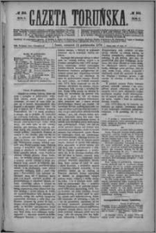 Gazeta Toruńska 1872, R. 6 nr 251