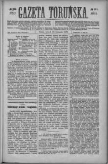 Gazeta Toruńska 1872, R. 6 nr 272