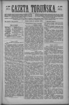 Gazeta Toruńska 1872, R. 6 nr 285