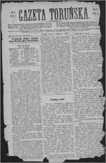 Gazeta Toruńska 1873, R. 7 nr 1