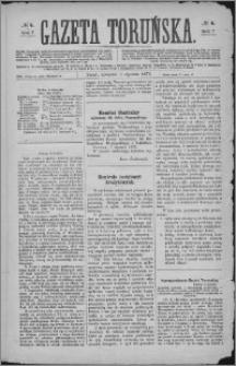 Gazeta Toruńska 1873, R. 7 nr 6