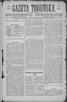 Gazeta Toruńska 1873, R. 7 nr 7