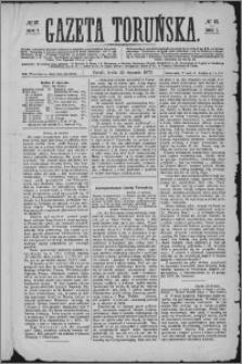 Gazeta Toruńska 1873, R. 7 nr 17