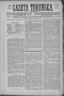 Gazeta Toruńska 1873, R. 7 nr 22