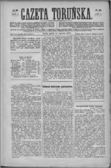 Gazeta Toruńska 1873, R. 7 nr 25