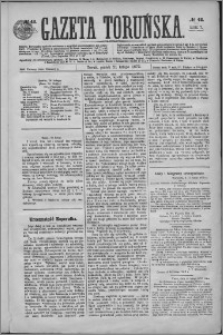 Gazeta Toruńska 1873, R. 7 nr 43