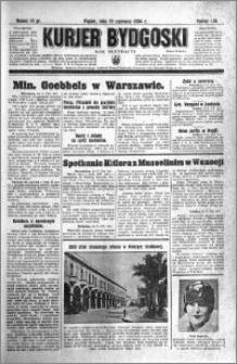 Kurjer Bydgoski 1934.06.15 R.13 nr 134