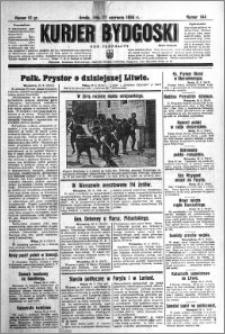 Kurjer Bydgoski 1934.06.27 R.13 nr 144