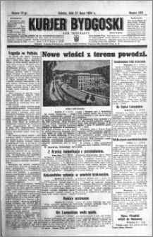Kurjer Bydgoski 1934.07.21 R.13 nr 164