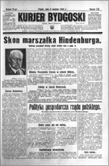 Kurjer Bydgoski 1934.08.03 R.13 nr 175