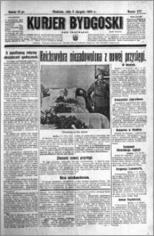 Kurjer Bydgoski 1934.08.05 R.13 nr 177