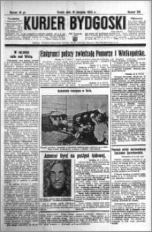 Kurjer Bydgoski 1934.08.15 R.13 nr 185