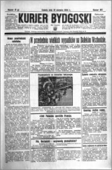 Kurjer Bydgoski 1934.08.18 R.13 nr 187