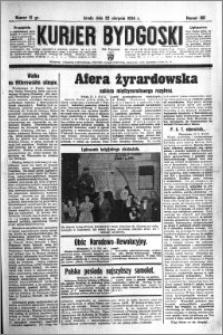 Kurjer Bydgoski 1934.08.22 R.13 nr 190