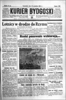 Kurjer Bydgoski 1934.09.13 R.13 nr 209