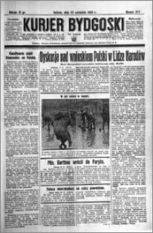 Kurjer Bydgoski 1934.09.22 R.13 nr 217