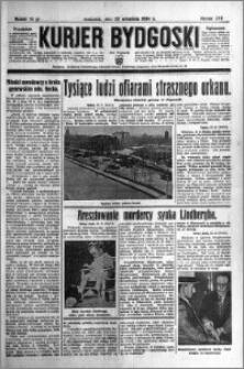 Kurjer Bydgoski 1934.09.23 R.13 nr 218