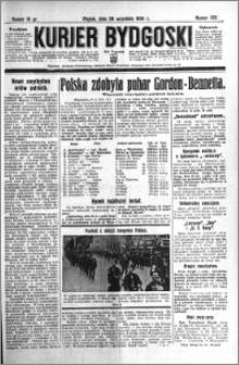 Kurjer Bydgoski 1934.09.28 R.13 nr 222