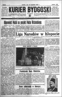 Kurjer Bydgoski 1934.09.29 R.13 nr 223