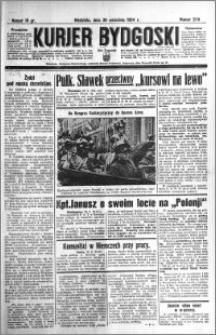 Kurjer Bydgoski 1934.09.30 R.13 nr 224