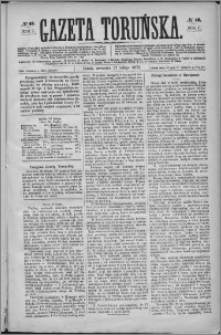 Gazeta Toruńska 1873, R. 7 nr 48