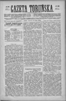 Gazeta Toruńska 1873, R. 7 nr 117