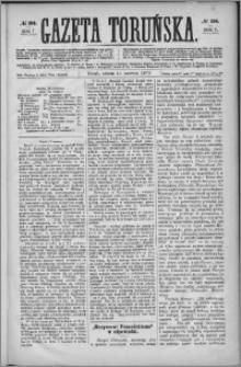 Gazeta Toruńska 1873, R. 7 nr 134