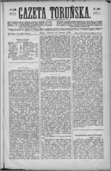 Gazeta Toruńska 1873, R. 7 nr 138