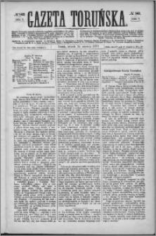 Gazeta Toruńska 1873, R. 7 nr 142