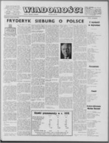 Wiadomości, R. 30 nr 47 (1547), 1975