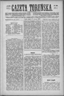 Gazeta Toruńska 1873, R. 7 nr 145