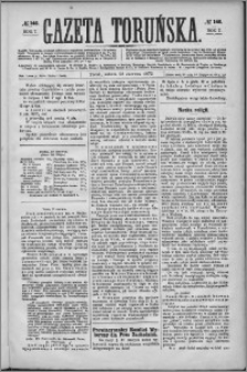 Gazeta Toruńska 1873, R. 7 nr 146