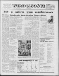 Wiadomości, R. 30 nr 49 (1549), 1975