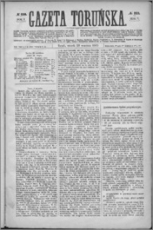 Gazeta Toruńska 1873, R. 7 nr 220