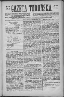 Gazeta Toruńska 1873, R. 7 nr 235
