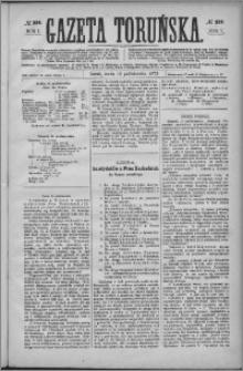 Gazeta Toruńska 1873, R. 7 nr 239