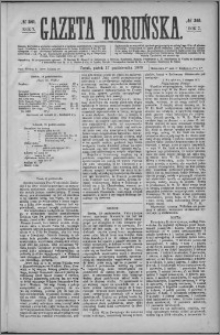 Gazeta Toruńska 1873, R. 7 nr 241