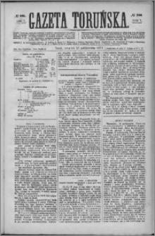 Gazeta Toruńska 1873, R. 7 nr 246