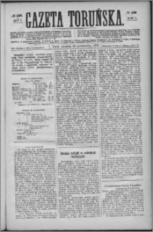 Gazeta Toruńska 1873, R. 7 nr 249